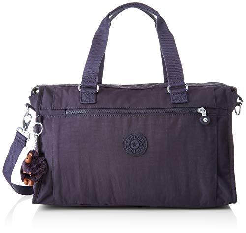 Kipling PAULINE Travel Tote, 40 cm, 20 liters, Purple (Blue Purple)