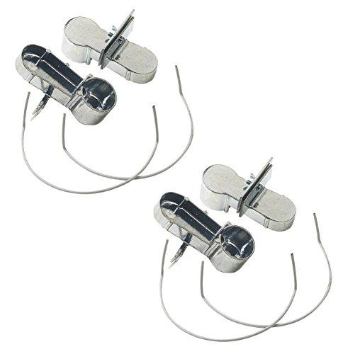 UKAL 610001004 - Abreuvoir sabot aluminium lapins par 4