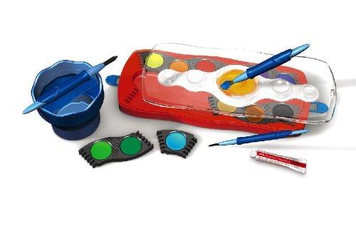 Faber-Castell 125030 - Farbkasten CONNECTOR mit 12 Farben, inklusive Deckweiß - 7