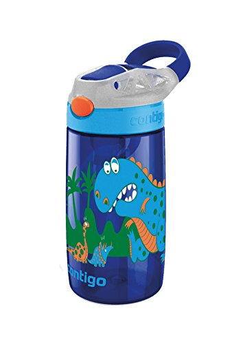 Contigo Trinkflasche Gizmp Flip, Sapphire Dinosaur, 1000-0470