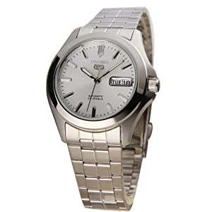 Seiko Reloj SNKK87K1 Plata de Relojitos Euromediteránea
