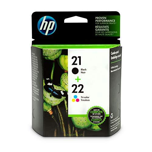 HP SD367AE NO21/22 Tintenpatrone