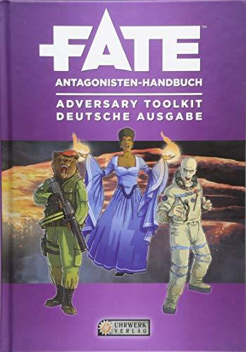 Fate - Antagonisten-Handbuch