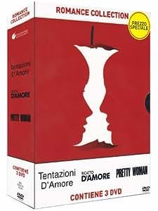 Romance collection - Tentazioni d'amore + Ricatto d'amore + Pretty woman [Import anglais]