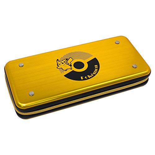 HORI Nintendo Switch Pikachu Alumi Case (Gold) Officially Licensed By  Nintendo & Pokemon - Nintendo Switch (Nintendo Switch)