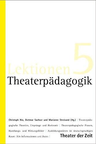 Theaterpädagogik (Lektionen)
