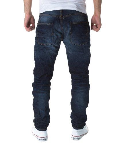 Selected Homme Herren Straight Leg Jeans FIVE RICO blue dan