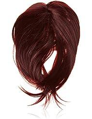 BiYa Hair Elements Frange Droite à clipser Cheveux Extensions...