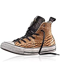 ZAPATILLAS ALL STAR HI PREMIUM MARRON SNAKE CONVERSE Limited Ed.