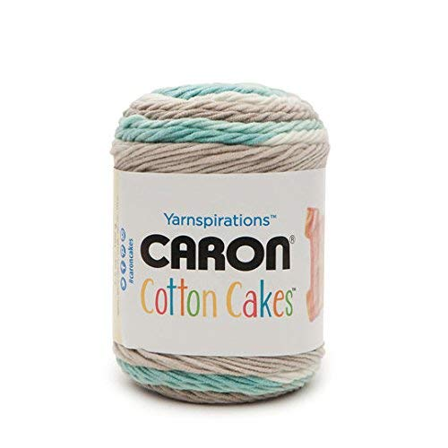 Caron Cotton Cakes -100g- Beach Glass -