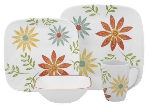 corelle-square-round-16-piece-dinnerware-set-happy-days