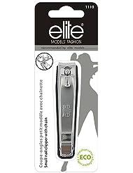 Elite Models Coupe-Ongles Pédicure avec Récupérateur