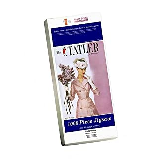 Media Storehouse 1000 Piece Puzzle of Tatler cover - Mattli dress for Ascot or a garden party (14246698)