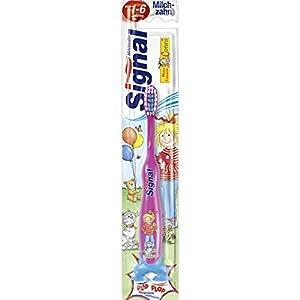 Signal Kids Zahnbürste, 6er Pack (sortiert)