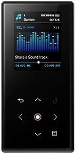 Samsung - YP-S5 - lecteur MPEG4 4GB - Video / Photos / Musique / tuner FM / Bluetooth / HP - noir