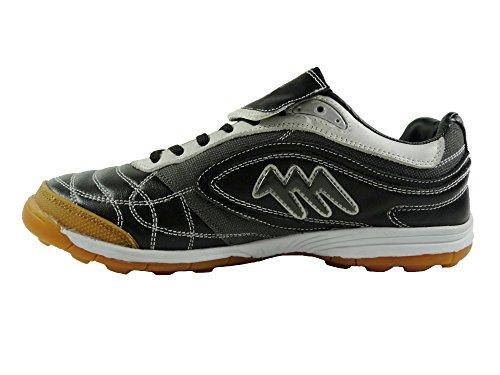 AGLA PROFESSIONAL TURF OUTDOOR scarpe calcetto Black/White