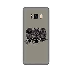 Digi Fashion Premium Back Cover with direct sublimation printing for Samsung Galaxy S8