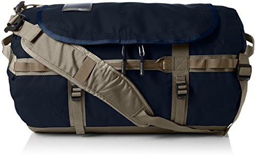 The North Face Base Camp Duffel, Sacs de sport grand format Mixte, Multicolore (Urban Navy/Crockery Beige), 31 L, XS