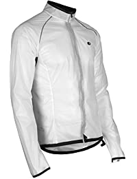 Sugoi Men's Hydrolite Jacket, White, Large by SUGOi