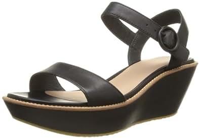 CAMPER Damas 21923-002 21923-002, Damen Sandalen/Fashion-Sandalen, Schwarz (Black), EU 37