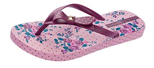 Ipanema Pretty Bow Frauen Flip-Flops / Sandalen-Lilac-41/42 (Stud-flache Sandale)