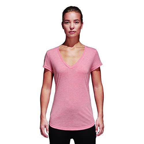 adidas Damen Winners Tee Women T-Shirts rosa XS Preisvergleich