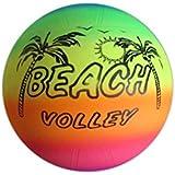 TOYMYTOY Rainbow Balls Sports Play Ball Kickball Handball Toy para actividades al aire libre en el patio interior