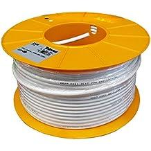 Televes - Cable coaxial cxt cu/cu pvc bl.100m