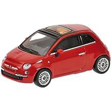 Minichamps 640121700 - Coche de colección Fiat 50007, escala 1/64,