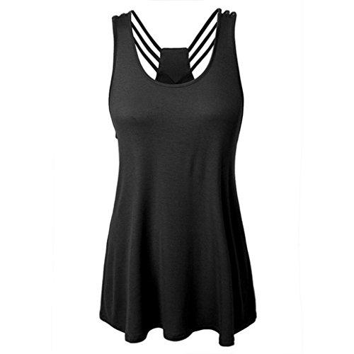 s Kurzarm T-Shirt Tops mit Allover Anker Print Frauen Casual Druck T-Shirt(XL,Schwarz) (Sexy Pfau Outfit)