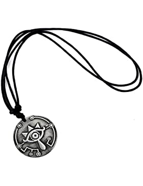 Halskette Kette Halsanhänger Halsschmuck Symbol The Legend of Zelda:Breath of the Wild Design Schmuck Neuheit