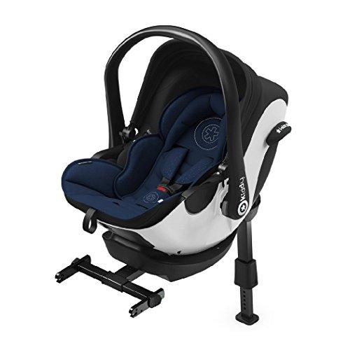 kiddy 41940EL010 Kindersitz I-Size inklusive Isofix Base 2 Night Blue