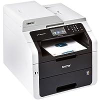Brother MFC-9330CDW - Impresora multifunción láser color (LED, fax, WiFi, impresión automática a doble cara)