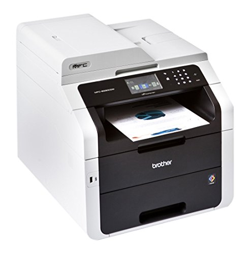 Brother MFC-9330CDW Imprimante multifonction laser couleur recto verso 4-en-1 Wifi 22ppm