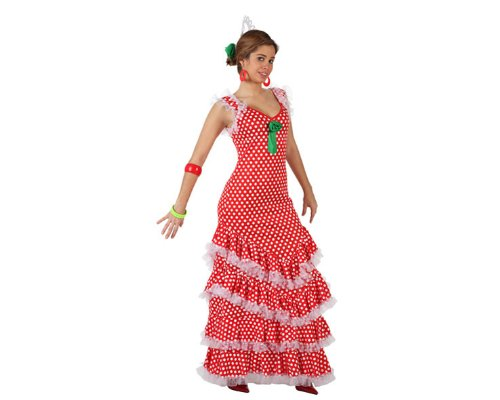 Imagen de atosa  disfraz de bailarín para mujer, talla m/l 97151