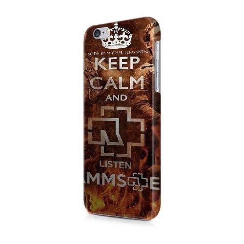 COUTUM iPhone 5/5s/SE Coque [GJJFHAGJ72823][RIFLE PAPER CO THÈME] Plastique dur Snap-On 3D Coque pour iPhone 5/5s/SE RAMMSTEIN TICKETS - 018