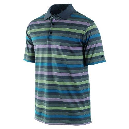 Femmes Nike Element T-Shirt semi-zippé vert - Turbo Green/Night Shade/Reflective Silver