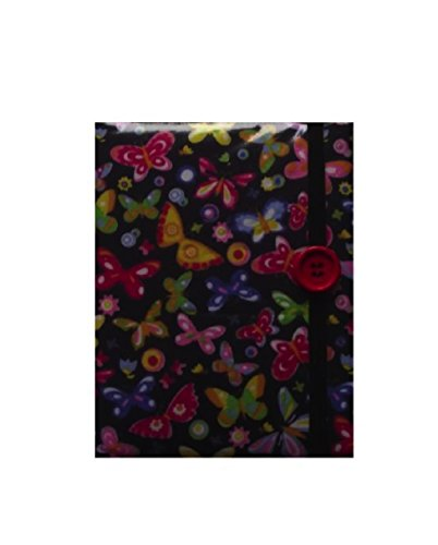 Butterfly Fall Kindle (Multicoloured Butterfly Print Ereader Case - New Kindle 6