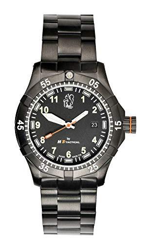 Eickhorn - Special Ops - Uhr, Metallarmband | Saphirglas| Label H3 | Herrenuhr - Männeruhr - Solingen - Qualität -