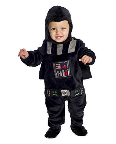 Horror-Shop Lizenziertes Star Wars Classic Darth Vader Babykostüm Kleinkind