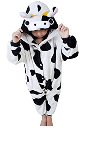 Kids Boys Girls Animal Character Onesies Fancy Dress Up Pyjamas
