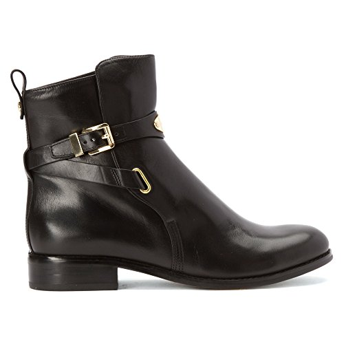 Michael Michael Kors Anya Ankle Boot Cuir Bottine Black