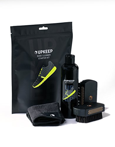 UPKEEP Shoe Cleaner Starter Kit | Sneaker Cleaner | Schuhputzset
