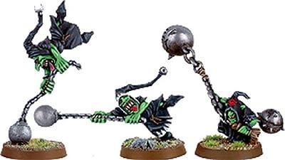 Games Workshop - 99120209011 - Warhammer - Figurine - Fanatiques Gobelins De La Nuit