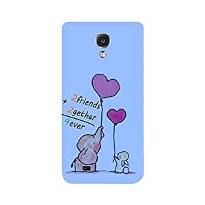 Phone Candy Designer Back Cover with direct 3D sublimation printing for Samsung Galaxy S4 i9500