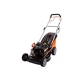 Yard Force GM B46 Self Propelled Petrol Lawnmower with Briggs and Stratton 500E Series Engine, 46cm/140cc