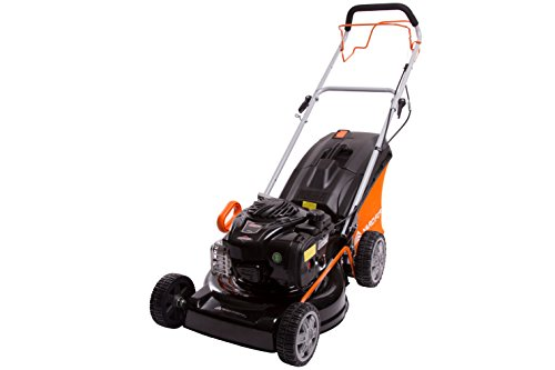 The Yard Force 46cm Self Propelled Rotary Petrol Lawnmower is worth considering when on a budget and overall is a fantastic mower for the price.