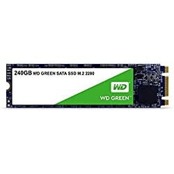 Western Digital 240GB Internal Solid State Drive (WDS240G2G0B)