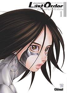 GunnM Last Order Edition originale Tome 1