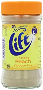 Lift Instant Peach 300 g (Pack of 6)